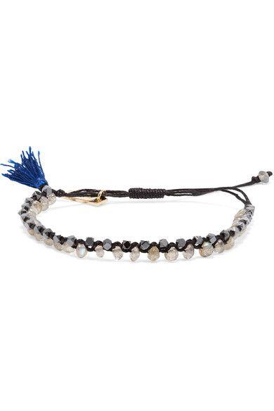 ISABEL MARANT Hotel Excelsior beaded bracelet. #isabelmarant #jewelry