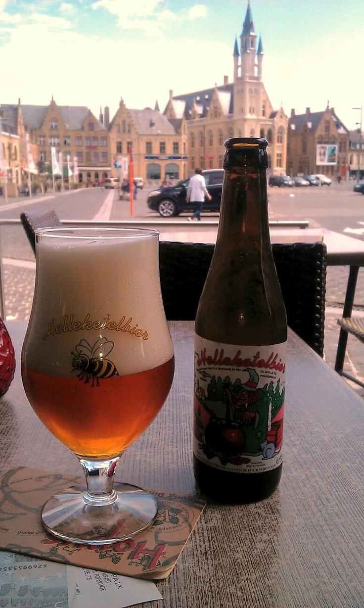 Lekker België : Helleketelbier uit Poperinge