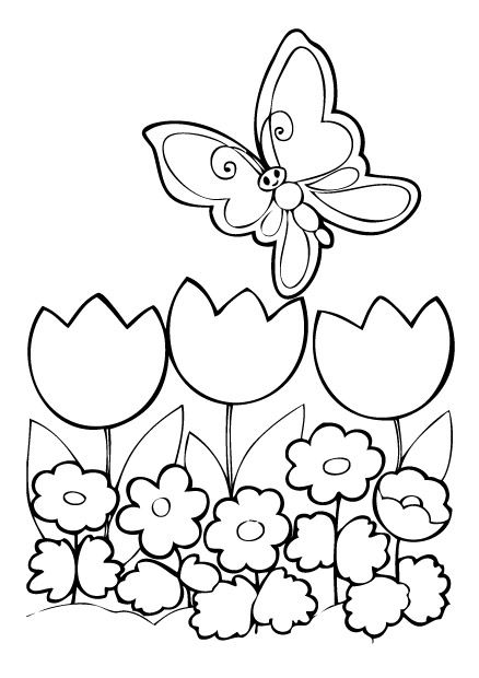 1864 best coloriage enfants images on pinterest diy the circus and coloring sheets - Coloriage fleur britto ...