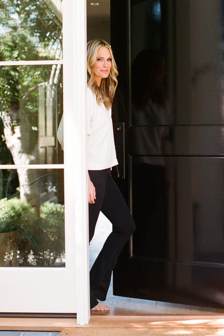 Molly Sims's New LA House Is Both Gorgeous and Kid Friendly