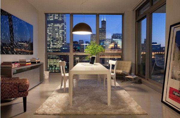 Как правильно выбрать освещение для домашнего офиса. (11 фото)