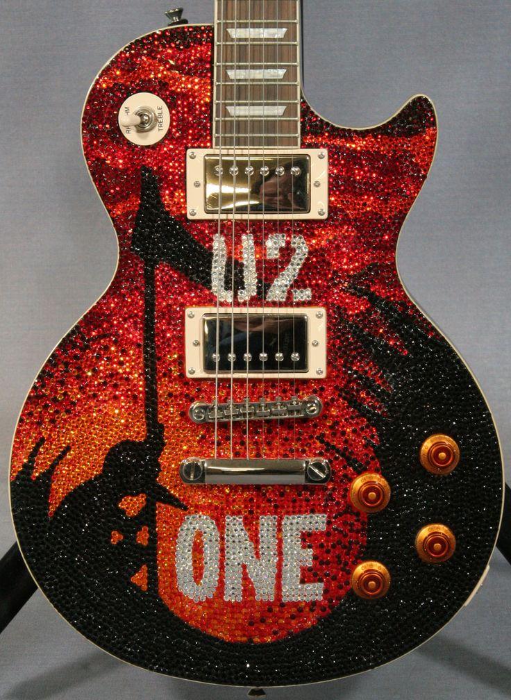U2 One Guitar... NEEEEEEEEEEEEEEEEED!!!!