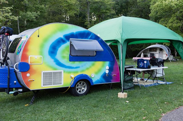 TearStock 2016 | Little Guy Teardrop Trailers