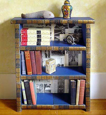 The Novel Bookshelf