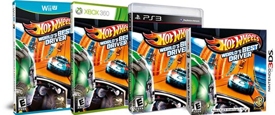 "Hot Wheels ""World's Best Driver""  Rated E for Everyone"