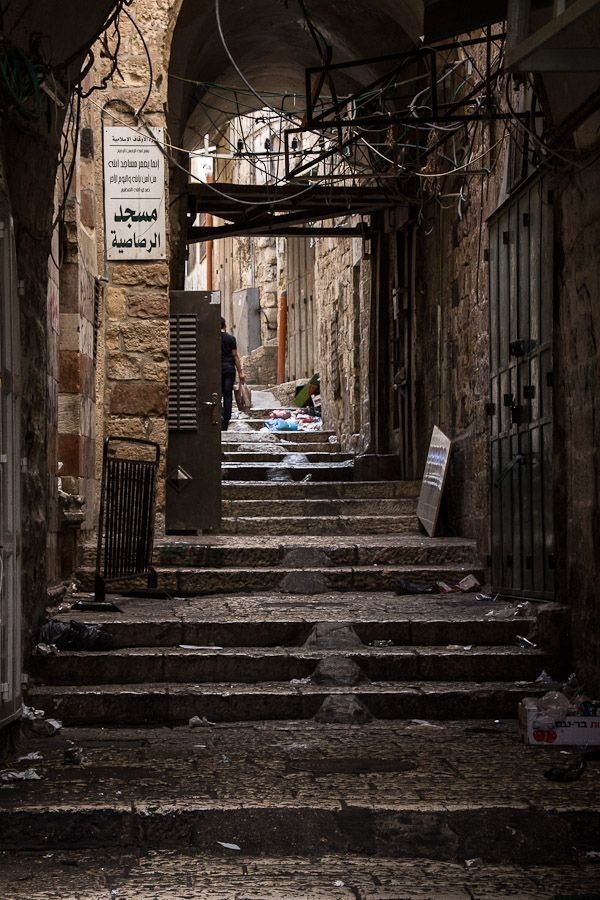 In honor of our program of the week! Peace and Conflict Resolution in Israel Old City of Jerusalem, Israel #utahabroad #israel #travel