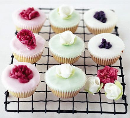 A retro twist to a childhood favourite - learn how to make fairy cakes then decorate for any occasion