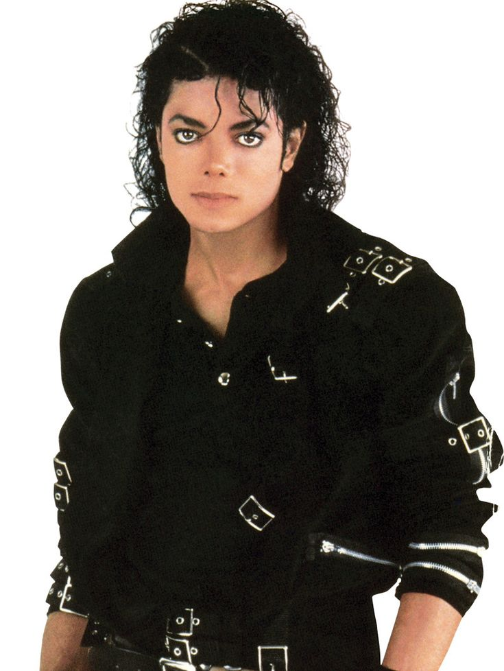 Michael Jackson, from his Bad album