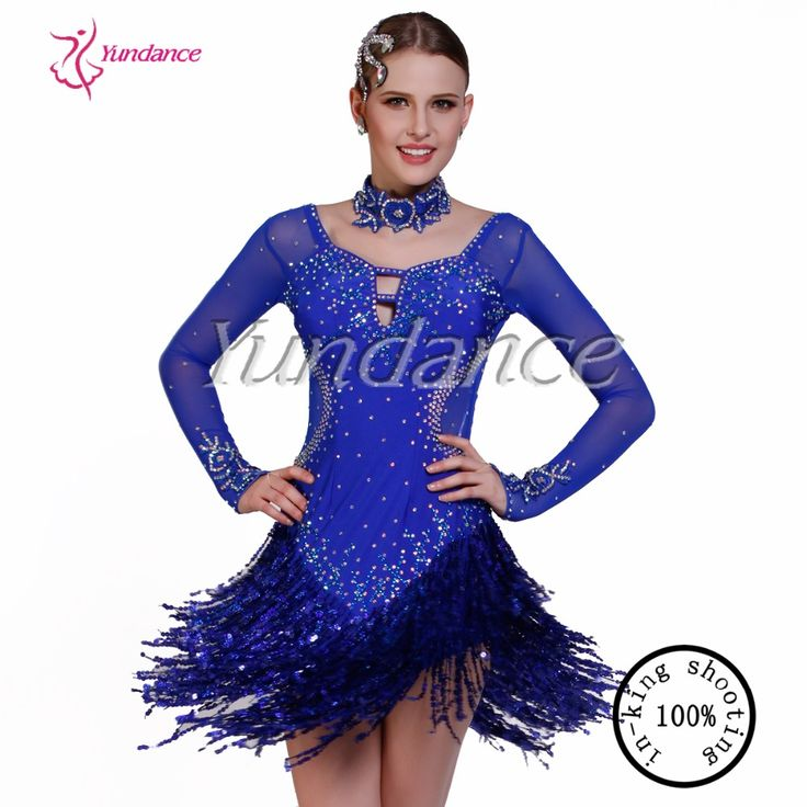 Find More Latin Information about L 13104 jazz dance costumes for competition,High Quality costume catwoman,China costum jewlery Suppliers, Cheap costume logos from Yundance  Dance Dress Factory Online Store 926715 on Aliexpress.com
