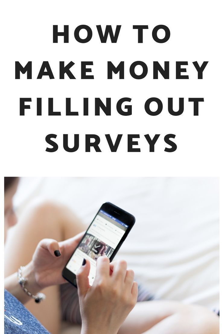 Heard of making money by filling out paid surveys? Here's how that works! Yo… – Side Income Ideas