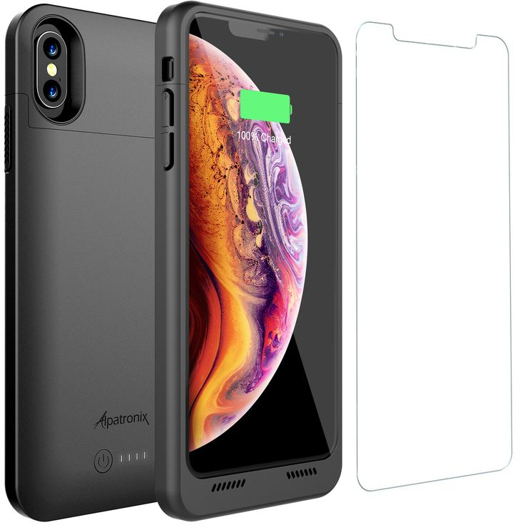 Alpatronix BXXs 4200mAh Portable Battery Case for Apple