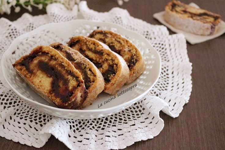 Biscotti+rustici+alla+marmellata+-+senza+burro