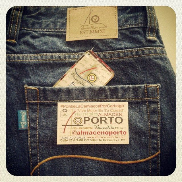 #SigueElRetoBuenaMarJeans REF_Meridiano82 #Colombia #SanAndresIslas @almacenoporto Moda Patriótica #FilmMaker #Film #Cinema #Cine #Hollywood #Cartago #Pereira #Jeans #MensWearFashion