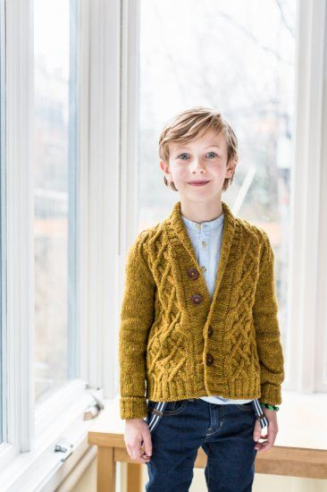 Finally, BrooklynTweed patterns for kids!