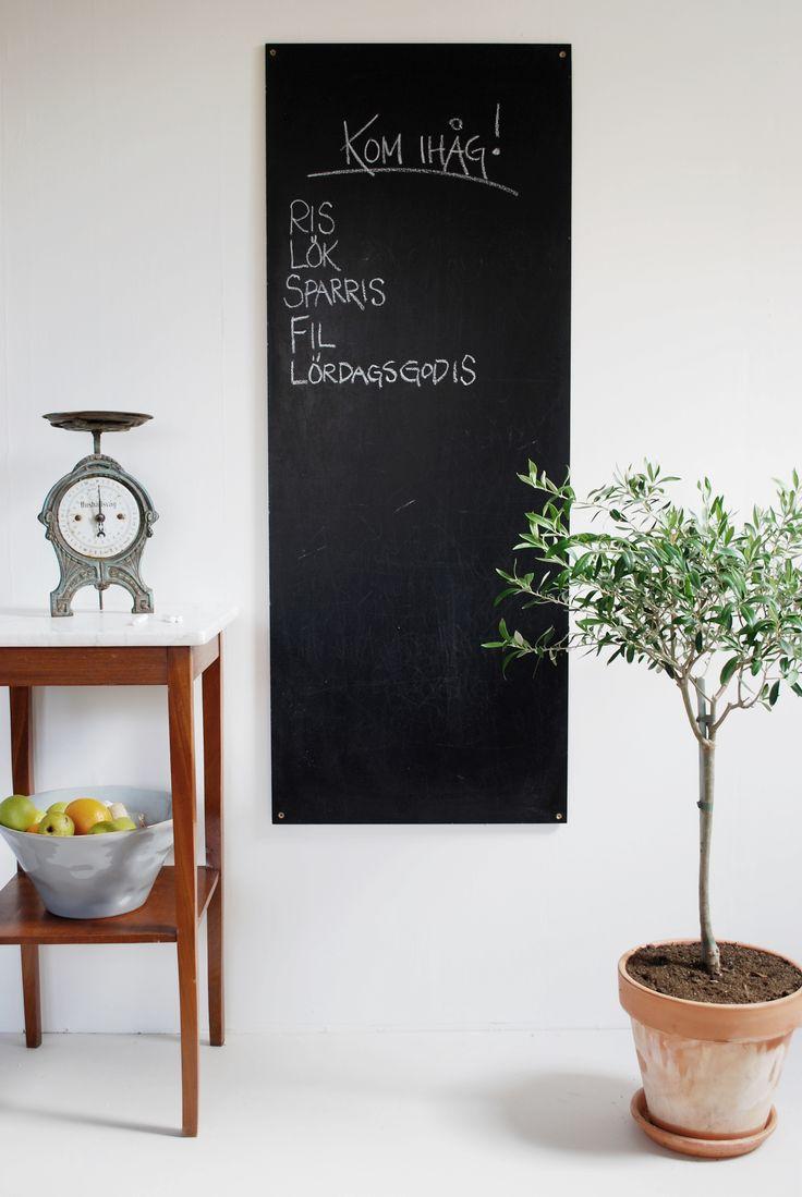 Gör din egen griffeltavla / Nordsjö Idé & Design - 101 Idéer