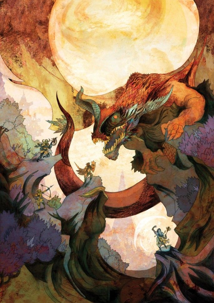 Dragon Age Inquisition Official Prints from Geek-Art