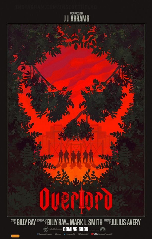 Movie 99] Overlord (2018) Director: Julius Avery | Poster