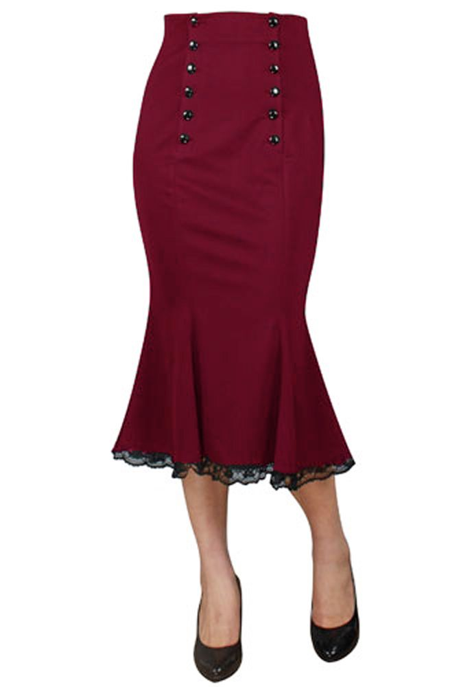 Button up Skirt by Amber Middaugh $29.95 or $18.87!! with coupon code: AMBER37