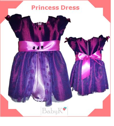 Princess dresses for your little girl from BabyK.