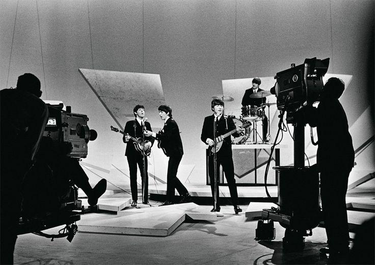 The Beatles // everyday_i_show: photos by Harry Benson