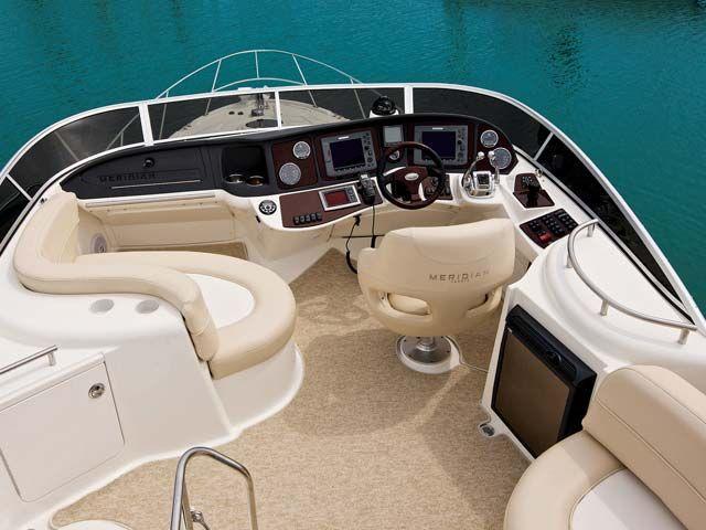2014 Meridian Sedan Bridge 341 | Meridian Yachts
