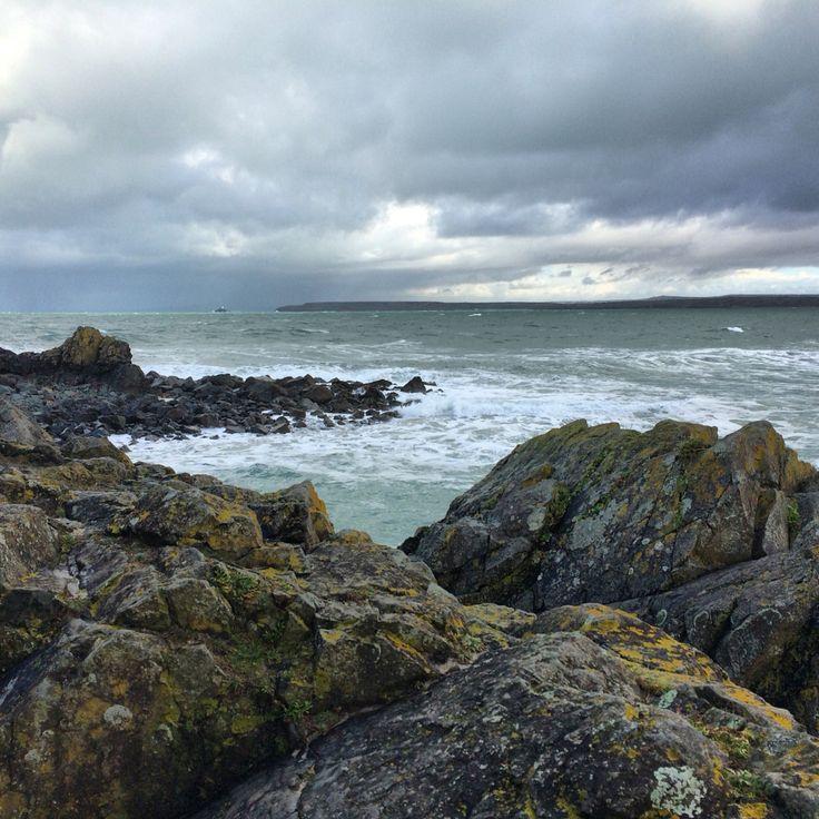 Stormy Skies in St Ives