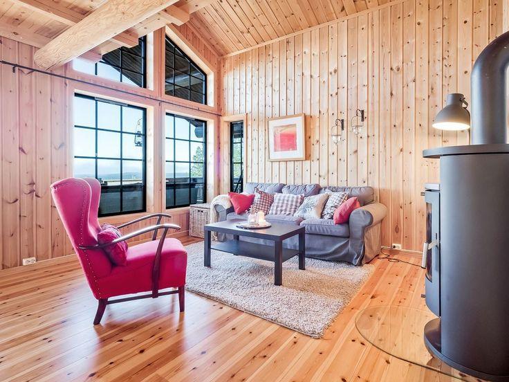 FINN – Koselig hytte i nyetablert hyttefelt i attraktivt hytteområde på St. Olav i Vangsåsa. 3 soverom og hems.