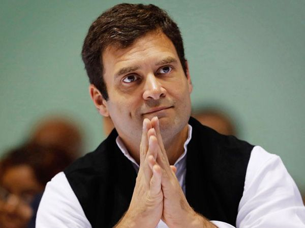 Congress vice president Rahul Gandhi on Tuesday paid tributes to first deputy prime minister of India Sardar Vallabhbhai Patel on his birth anniversary.