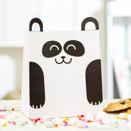 Ms de 25 ideas increbles sobre Manualidades de oso panda en