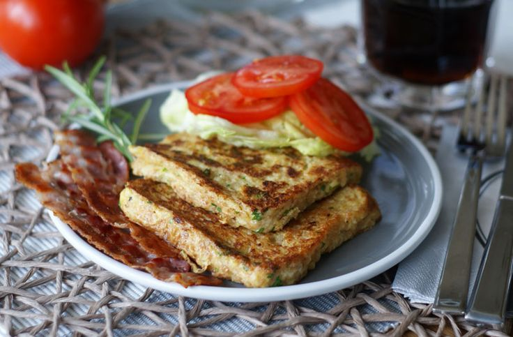 BLT French Toast (pikanter armer Ritter)