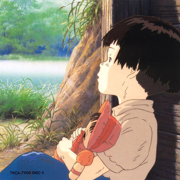 Setsuko Yokokawa - Grave of the Fireflies,Studio Ghibli  www.giasudayve.com