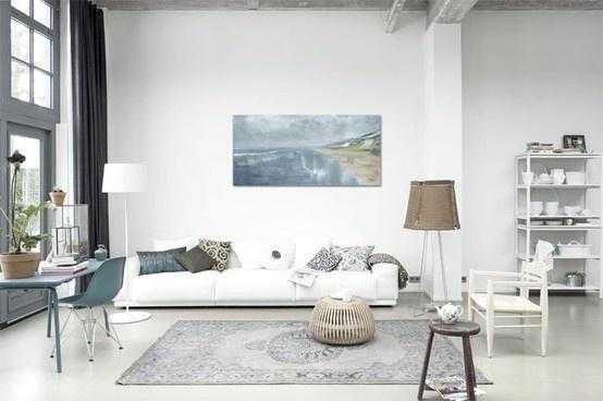 White Interior | vt wonen