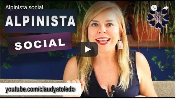 Novo post - Alpinista social - foi publicado por Claudya Toledo  - Você sabe o que é alpinista social? Descubra neste vídeo de Claudya Toledo, matchmaker e especialista em relacionamento.  Assista, curta, compartilhe, incorpore em seu site e não esqueça de curtir nosso canal e ficar por dentro de tudo sobre relacionamentos. Publicado em 17 de nov de 2017  - https://claudyatoledo.com.br/alpinista-social/
