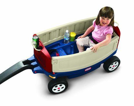 Little Kids Wagon