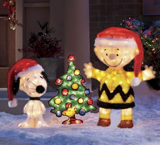 16 best Charlie Brown Christmas images on Pinterest Charlie - charlie brown christmas decorations
