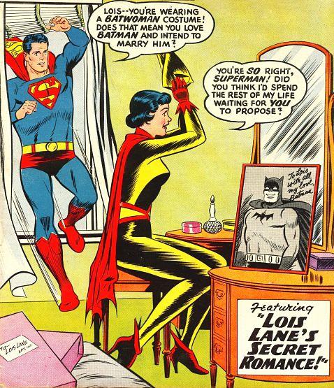 batman meet superman and batwoman