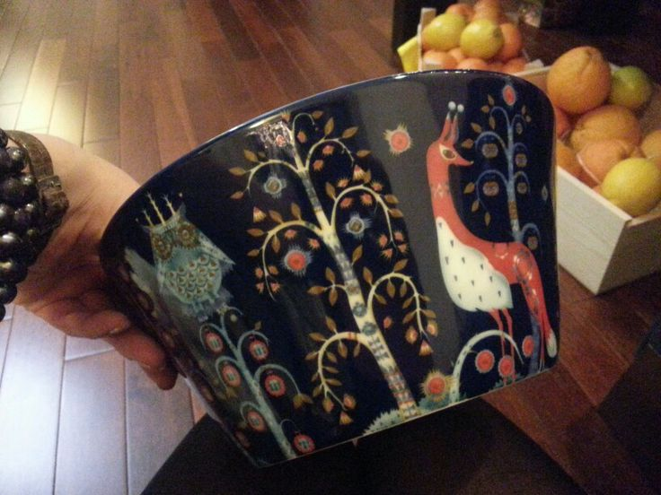 Lovely Iittala bowl is mine!  :D