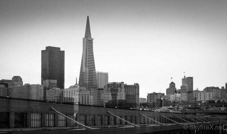 #TransAmerica from the #Exploratorium #SF  http://skyfirex.net/blog/2015/9/10/transamerica-from-the-exploratorium-sf  #photography