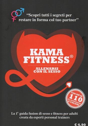 Una guida da seguire insieme per fare fitness senza dimenticare il sesso. Così è più divertente ed efficace!    Kama Fitness (su www.kama-fitness.com).