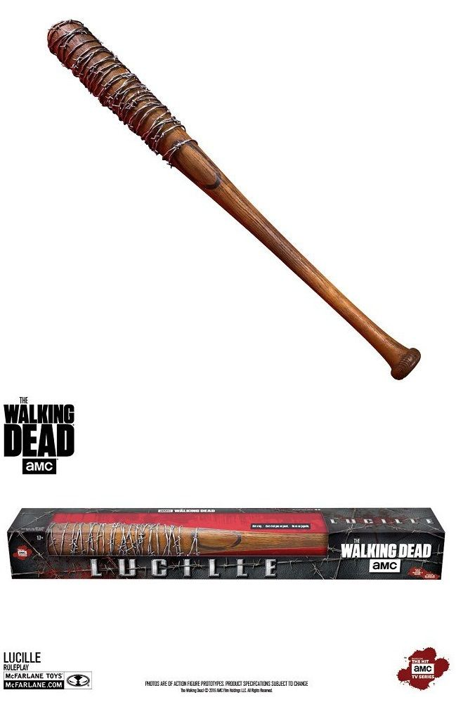 The Walking Dead Negan's Bat Lucille Replica