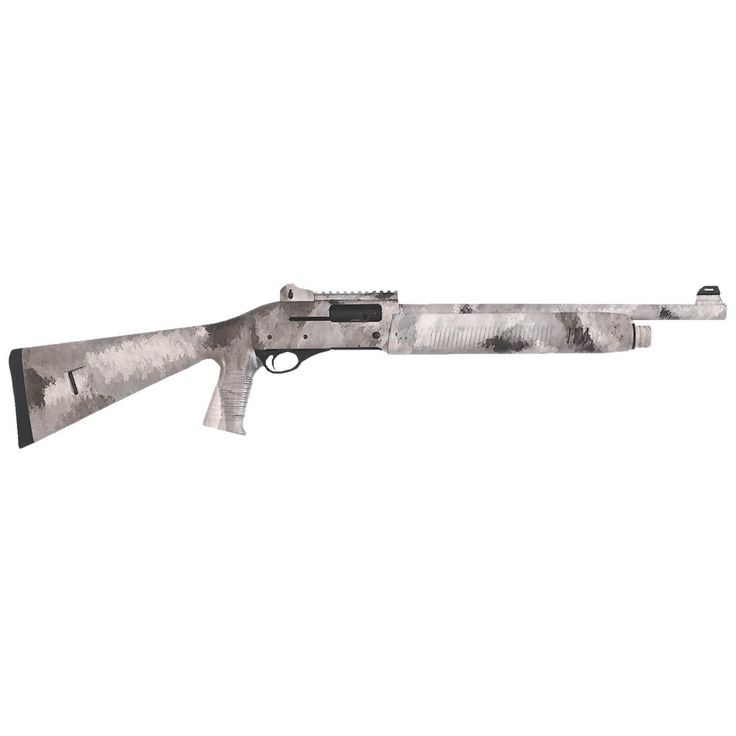 """Charles Daly 60222 600THD Semi-Automatic 12 Gauge 18.5"""" 3"""" CB GRS Synthetic Stock Pistol Grip Digital Camo"""