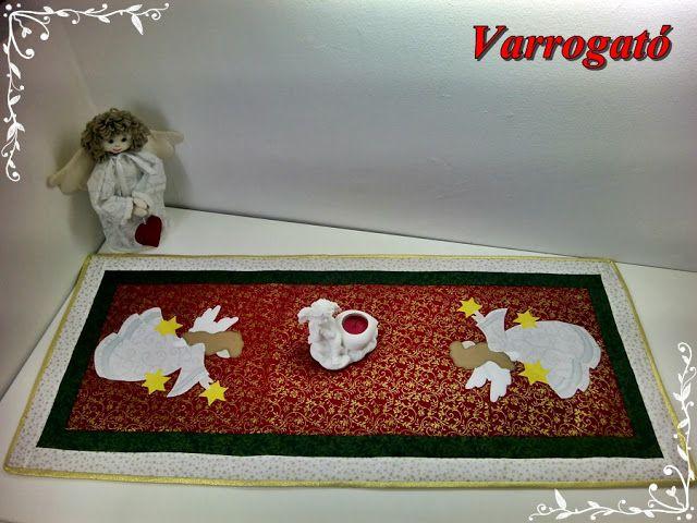Varrogató: Az idei utolsó karácsonyi alkotásom :)
