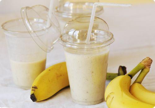Milkshake banane