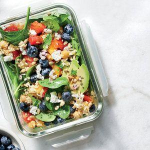 Packable Power Salads   MyRecipes.com