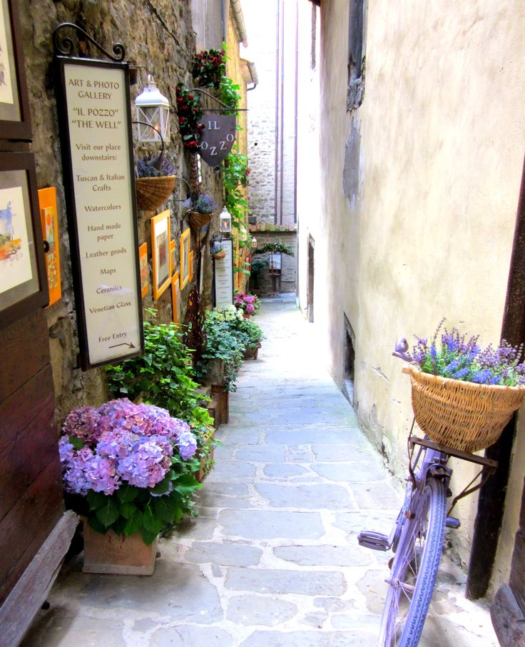 Cortona, Tuscany,Italy, between Rome and Florence