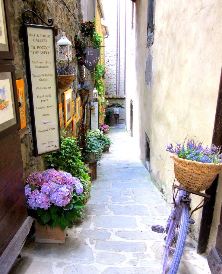 Cortona, Tuscany,Italy