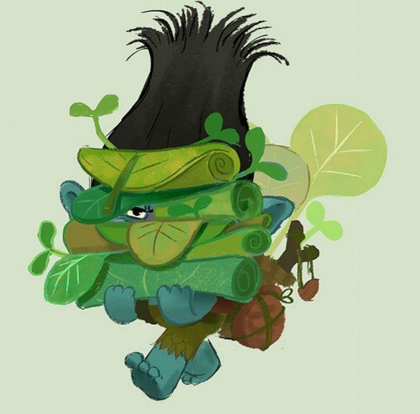 Character Design Dreamworks : Best images about art of trolls on pinterest kos