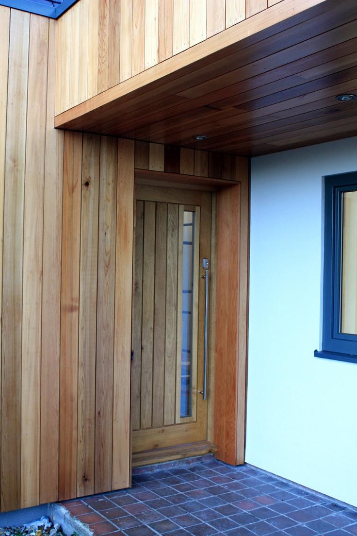 15 best our external doors images on pinterest solid oak doors the contemporary external door in situ solid oak rubansaba