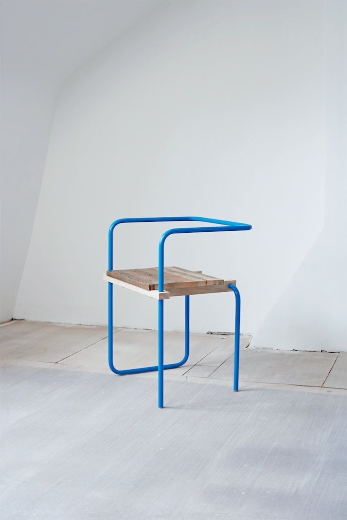 Tomás Alonso / V chair