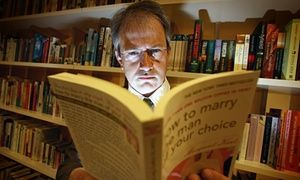 Love letters to libraries: Robin Ince, Meg Rosoff and other famous names check in | Books | The Guardian
